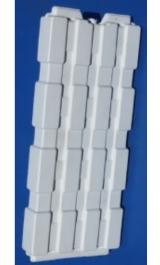 Piastre Eutettiche 3500 Cl Pz6 Per Thermo Container Isotermico