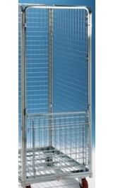 Offerte pazze Comparatore prezzi  Quarta Parete A 1 Antello Per Rollcontainer Lavanderia Maglia5x5  il miglior prezzo