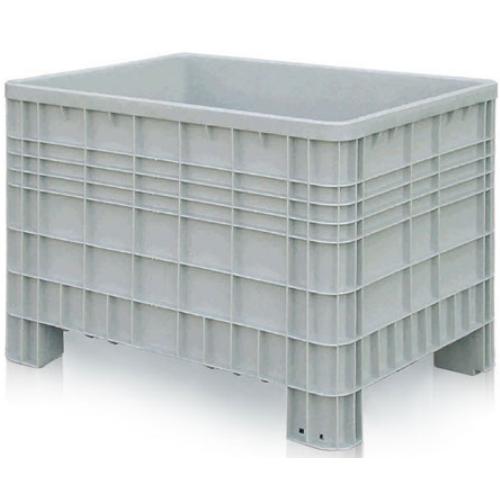 Contenitore In Plastica 600 Litri 1165x790xh800 Uso Alimentare