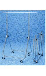 Stender Appendiabiti Pieghevole Regolabile Mm650x820xh9001500