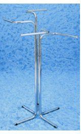 Stender Appendiabiti Espositore Braccia Alzabili 800xh1200 1700