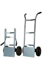 Offerte pazze Comparatore prezzi  Carrello Pieghevole Zincato Ruote Pneumatiche Kg200 1fc  il miglior prezzo