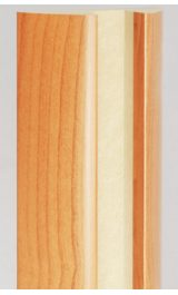 Decoro Legno Normale Da L240cm Per Art2202f Sistema Canalina