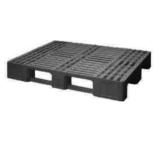 Pallet Plastica Forato Per Industria 3 Traverse 100x120 Kg4000