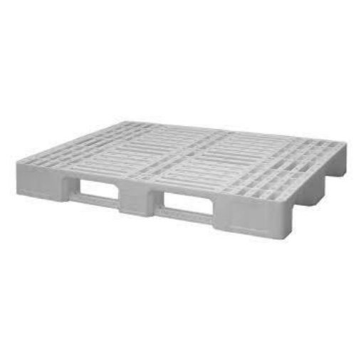 Pallets Plastica Forato Alimentare 3 Traverse Mm800x1200 Kg4000