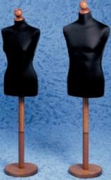 Offerte pazze Comparatore prezzi  Busto Sartoria Uomo O Donna Base Tonda Legno Testina 604f  il miglior prezzo