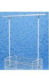 Struttura Portaconfezioni Per Carrello Pieghevole Contenitore Mod26f 2
