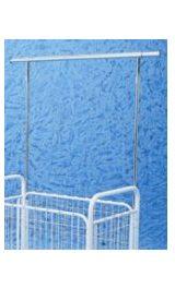 Struttura Portaconfezioni Per Carrelli Mod714f 715f 716f Mod714