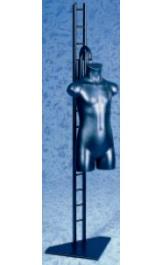Espositore Stylette Completo Di Busto Bimbo Mod800f