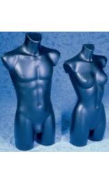Busto Manichino Espositore Stylette Uomo O Donna Mod902f