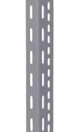 Angolare Forato In Acciaio Mod3 Mm35x55x1500 Sbaf3l150f