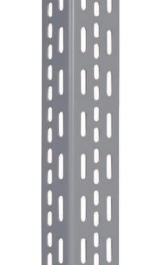 Angolare Forato In Acciaio Mod5 Mm55x75x1000 Sbaf5l100f