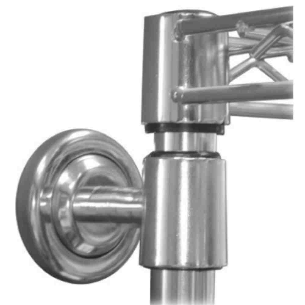 Braccio Di Connessione A Parete Per Montanti Archimede Armwalf