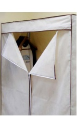 Copertura Antipolvere Per Appendiabiti Dress120f Cm122x46xh168