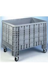 Carrello Contenitore In Plastica 600 Litri 1165x790xh950