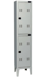 Armadietti Spogliatoi Sovrapposti 11 Mm380x350xh1800 Modfc352f Lucchet