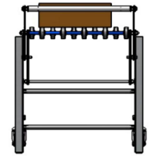Offerte pazze Comparatore prezzi  Ferma Pacchi Stop Bar Mm400 Normale Per Rulliere Estensibili  il miglior prezzo