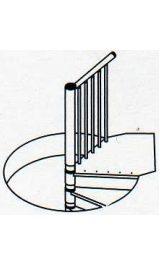 Offerte pazze Comparatore prezzi  Kit Pianerottolo Arrivo Univ X Gamiametal D160cm Grigio 99d60f  il miglior prezzo