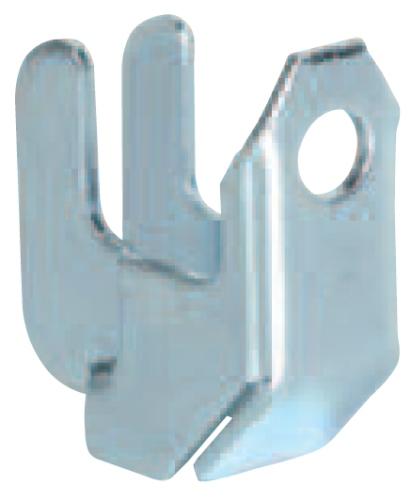 Ganci Per Ripiani Scaffalature Metalliche.Dettagli Su Pz 4 Gancio A Incastro Per Ripiani Montante Per Scaffalatura A Gancio Scaffale