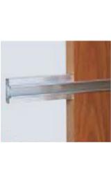 Inserto Alluminio Cm120 Per Pannello Espositore Dogato Insallf