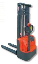 Sollevatore Semovente Elettrico 12v Kg1000 H2840mm N1029f