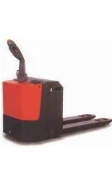 Transpallet A Trazione E Sollevamento Elettrico Kg2000 24v165ah