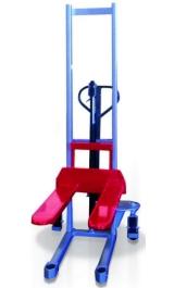 Carrello Elevatore Trazione Sollevamento Manuale Kg1000 Hcm160