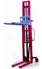 Carrello Elevatore Trazione Sollevamento Manuale Kg1000 Hcm300