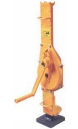Binda Meccanica A Manovella Per Sollevamento Portata Kg 5000