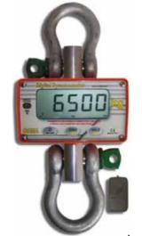 Dinamometro Digitale Telecomandato Cella Inox Kg6500 Nda6500f
