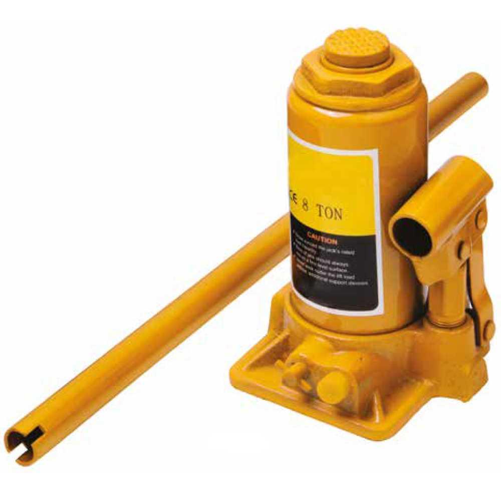 Martinetto Idraulico Di Sollevamento Portata Kg 50000 Ndb50000f