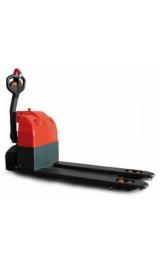 Transpallet A Trazione E Sollevamento Elettrico Kg1500 12v 64ah
