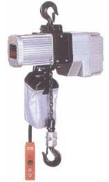 Paranco Elettrico A Catena Professionale Per Sollevamento Kg7500