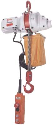 Paranco elettrico monofase catena for Paranco elettrico 1000 kg