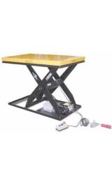 Piattaforma Elettroidraulica Piano Fisso Cm122x91 Kg1500 Hcm990