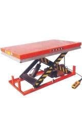 Piattaforma Elettroidraulica Piano Fisso Cm170x120 Kg4000 H105