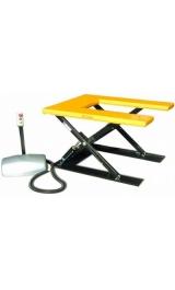 Offerte pazze Comparatore prezzi  Piattaforma Elettroidraulica Piano Fisso Cm145x114 Kg1000 Hcm76  il miglior prezzo