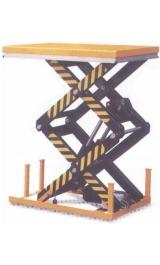 Piattaforma Elettroidraulica Piano Fisso Cm130x82 Kg1000 H178