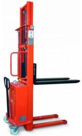 Carrello Elevatore Sollevamento Elettrico Kg1000 Hmm1600