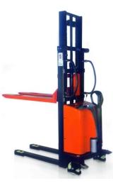 Carrello Elevatore Sollevamento Elettrico Kg1000 Hmm2500