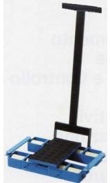 Guida Timone Sterzante Per Movimentazione A 8 Ruote Nylon 6 Ton
