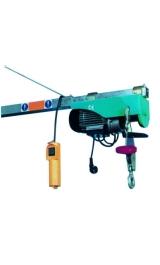 Paranco Elettrico Elevatore Per Edilizia Kg400 800 Alzata M18