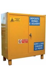 Armadio Sostanze Chimiche Pericolose Infiammabili 1000x450x1130h