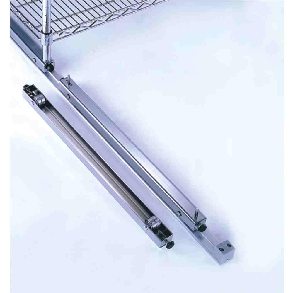Offerte pazze Comparatore prezzi  Rotaie Con Terminale Cm100 Pz4 Per Scaffalature Archimede  il miglior prezzo