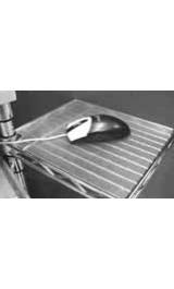 Offerte pazze Comparatore prezzi  Piano Porta Mouse Con Plexigas Per Scaffalature Archimede  il miglior prezzo