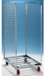 Offerte pazze Comparatore prezzi  Carrello Contenitore Rollcontainer Lavanderia 3 Pareti 50x80x180  il miglior prezzo