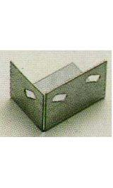 Piedini In Acciaio 70x55 Per Scaffalatura A Bullone Sbpf7555f