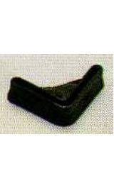 Piedini In Gomma 35x35 Per Scaffalatura A Bullone Sbpp3535f
