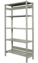 Offerte pazze Comparatore prezzi  Scaffalature Metalliche A Gancio Mm1000x600xh2000 A 5 Ripiani  il miglior prezzo