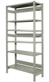 Offerte pazze Comparatore prezzi  Scaffalature Metalliche A Gancio Mm1200x800xh2500 A 6 Ripiani  il miglior prezzo